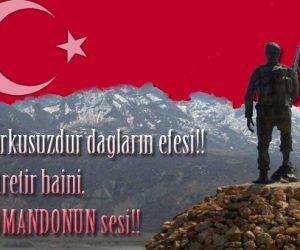 6'ncı Jandarma Komando Er Eğitim Alayı Manisa Kırkağaç