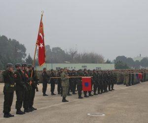 121. Jandarma Eğitim Alay Komutanlığı ( Serinyol )