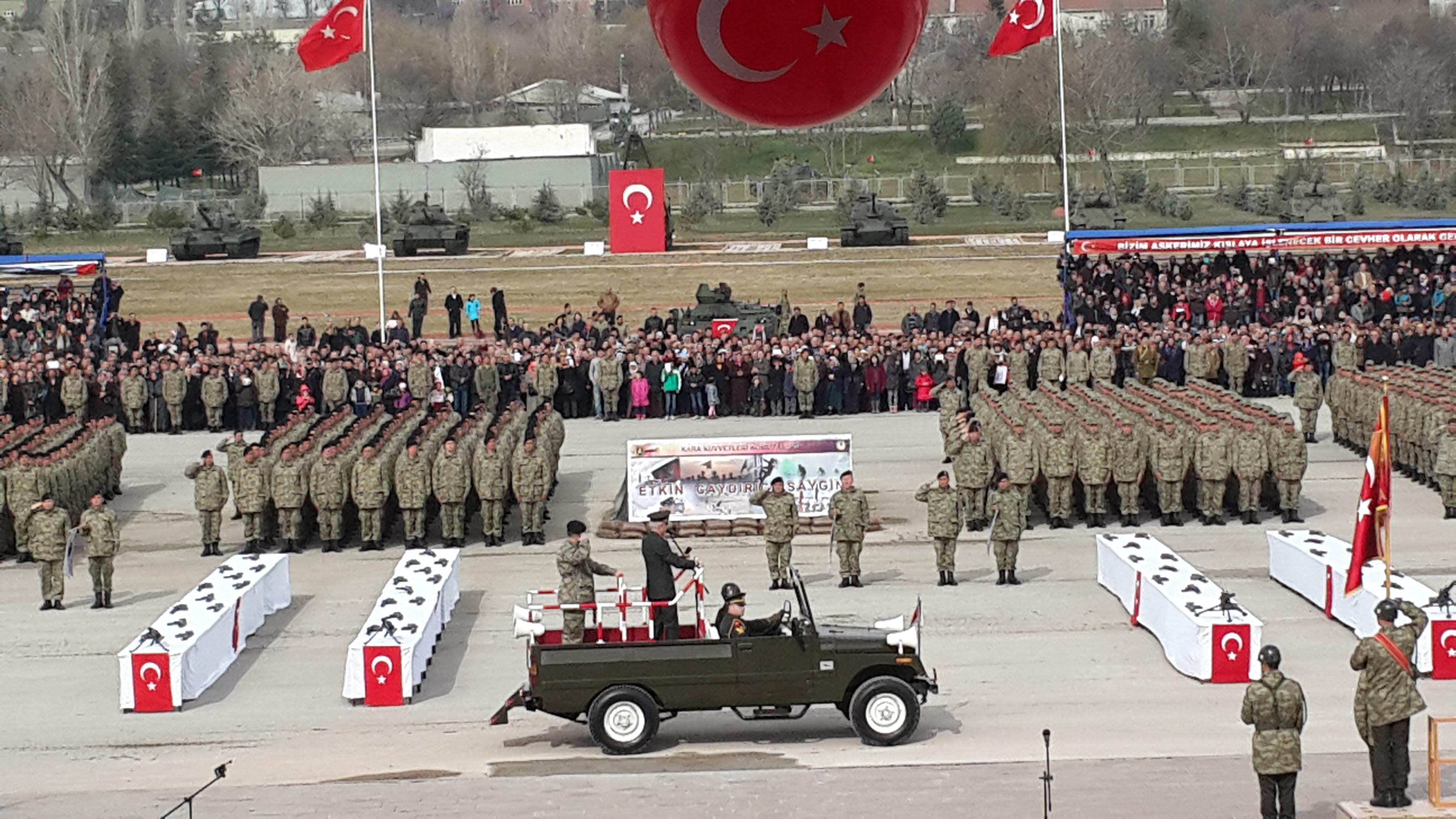 Zırhlı Birlikler Okulu ve Eğitim Tümen Komutanlığı Etimesgut