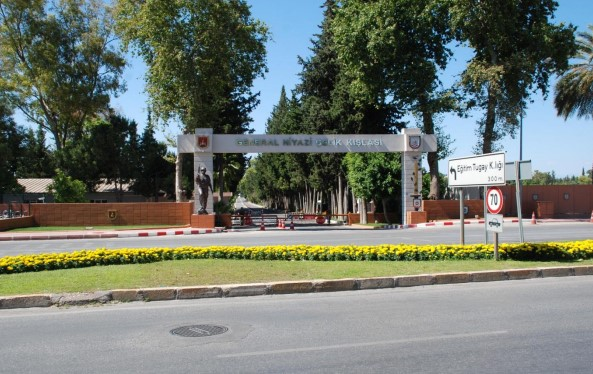 3. Piyade Eğitim Tugay Komutanlığı Muratpaşa Antalya