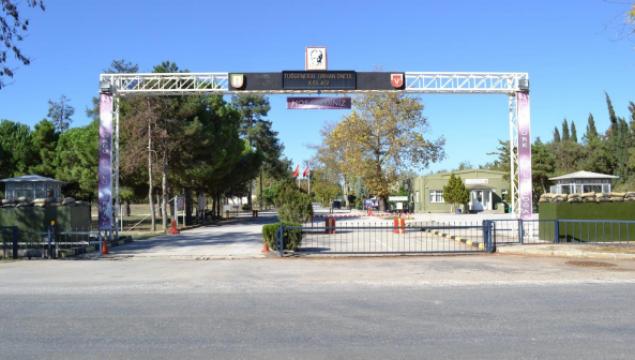 Askeri Veteriner Okulu ve Eğitim Merkezi Komutanlığı Gemlik-Bursa